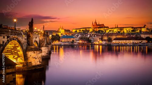 Fototapeta Praga obraz