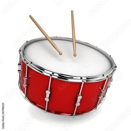 Tela Bass drum
