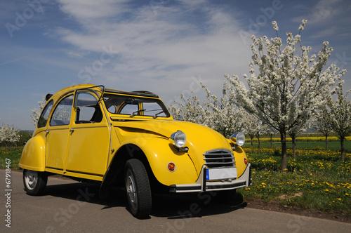 Photo  Citroën 2CV