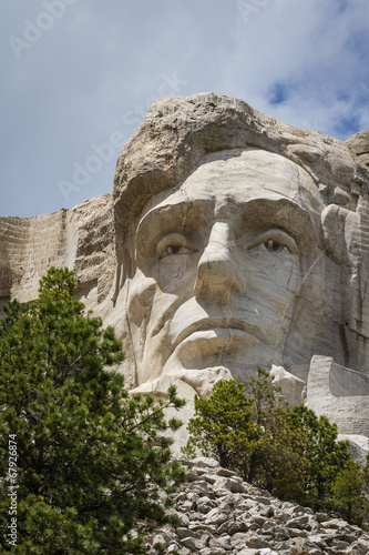 Mount Rushmore national monument, South Dakota Poster