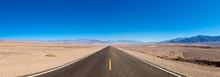 Open Road, Death Valley, Calif...
