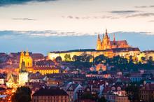 St Vitus Cathedral, Hradcany Castle, Prague