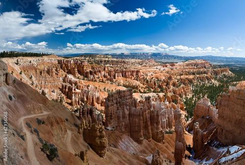 Obraz na plátně  Bryce Canyon