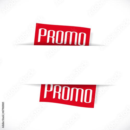 Etiquette Promo Canvas-taulu