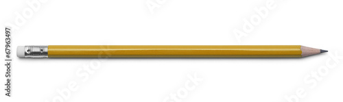 Photo  Yellow Pencil