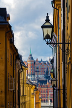 View Of Stockholm - Old Town (...