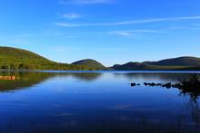 Acadia National Park Eagle Lake