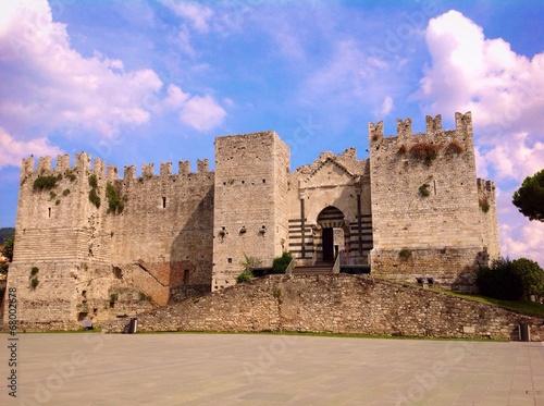 Fotografie, Obraz  Castello dell'Imperatore in Prato, Tuscany