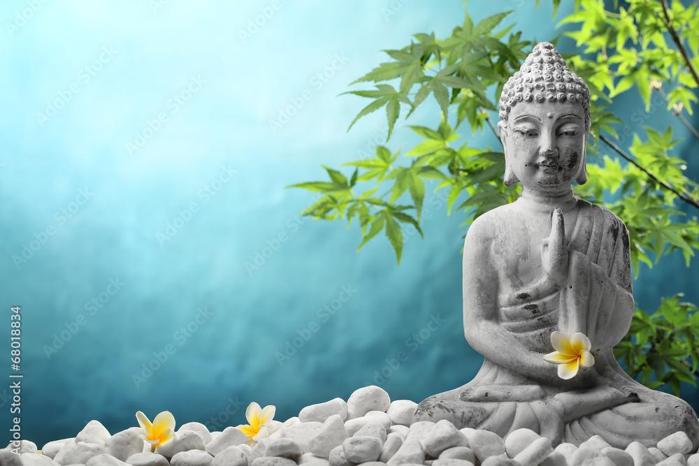 Fototapety, obrazy: Budda w medytacji