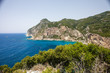Very beautiful island of Corfu , Greece