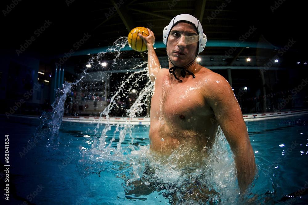 Fotografía Water Polo Player Europosterses
