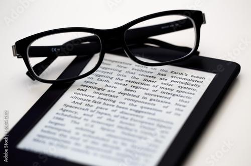 Fotografía Ebook Reading