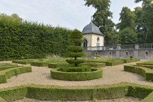 Coin Nord-est Du Jardin Des Pl...
