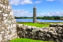 Devenish Island Monastic Site,...