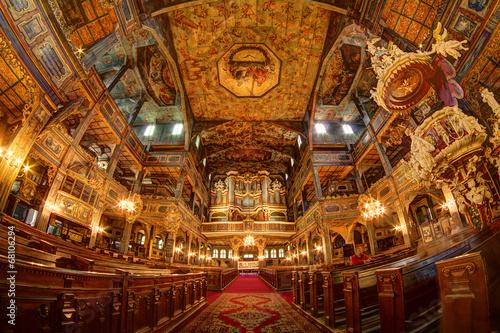 Obraz Kościół Pokoju w Świdnicy - fototapety do salonu