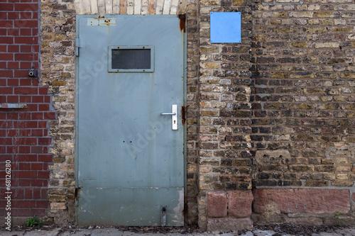 Fototapety, obrazy: verfallenes Gebäude
