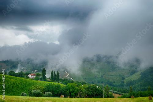 In de dag Temple nuvola