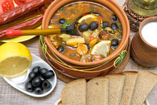 Russian Thistle Soup And Other...