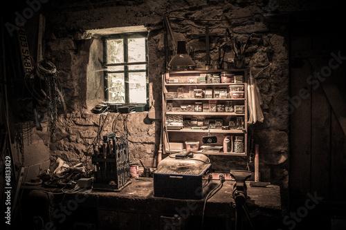Fényképezés  alte Werkstatt
