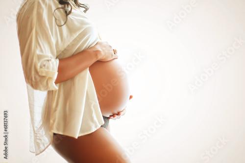 Fotografía  El embarazo