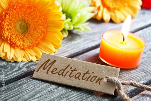 Fotografie, Obraz  Meditation