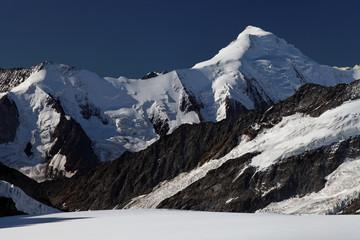 Fototapeta na wymiar Mountain landscape, Berner Oberland, Switzerland - UNESCO Heritage