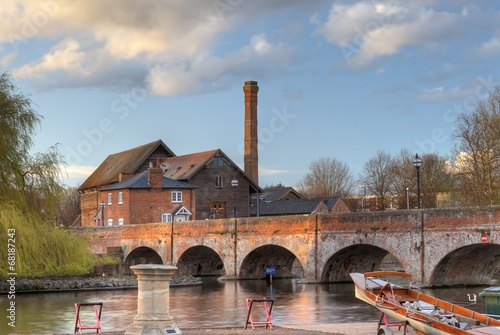 Photo  Stratford upon Avon