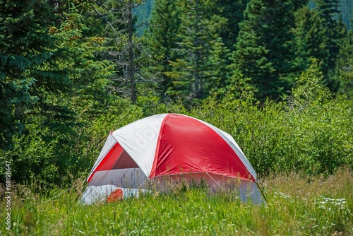 Photo Stands Camping Tent Camper