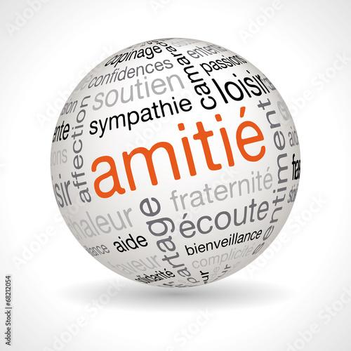 Fotografia  Sphère Amitié