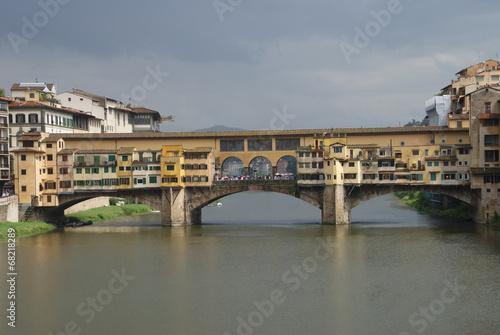 Photo  Florenz, Dom, Ponte Vecchio, Brücke, Gold, alt, Italien