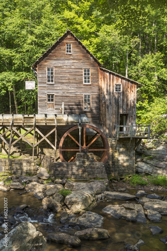 glade-creek-grist-mill