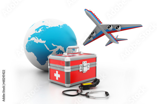 Fotografia  Medical tourism