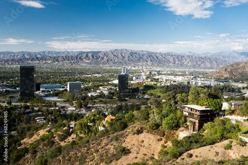 Fotografia  View over Burbank