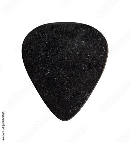 Fotografie, Obraz  Guitar pick