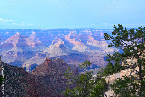 Papiers peints Piscine Grand Canyon - Arizona - Etats-Unis