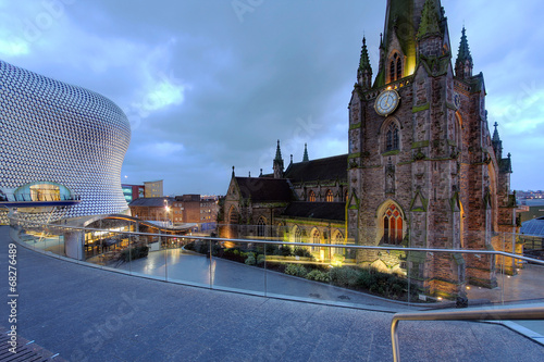Fotografie, Obraz  Birmingham, United Kingdom