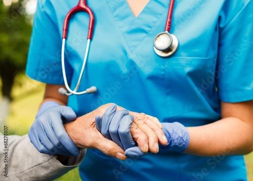 Cuadros en Lienzo Professional Elderly Care