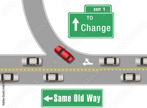 Cars change old for new way - ...