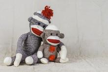 Sock Monkey Layout