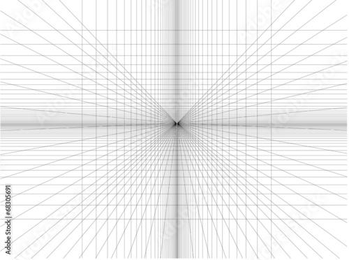 Canvastavla grid background