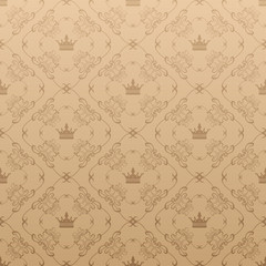 Fototapeta damask decorative wallpaper