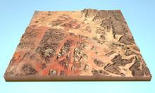 Wadi Rum Deserto Giordano
