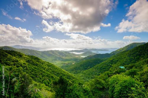 Photo Stands Caribbean Saint John
