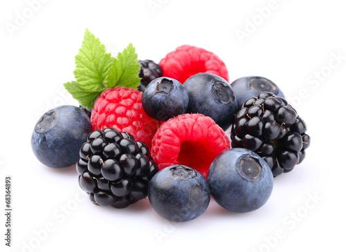 Photo Fresh berry