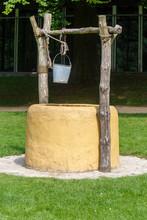 Waterput In Het Afrikamuseum