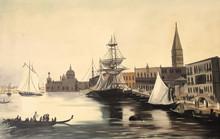 Venice Italy Painting
