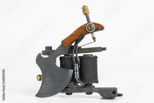 Tattoo machine ( gun ). - Buy this stock photo and explore similar ...