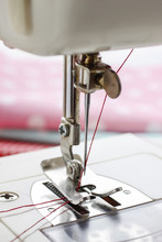 Sewing Machine And Dressmakers Accessories