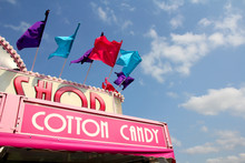 Cotton Candy Shop At American ...