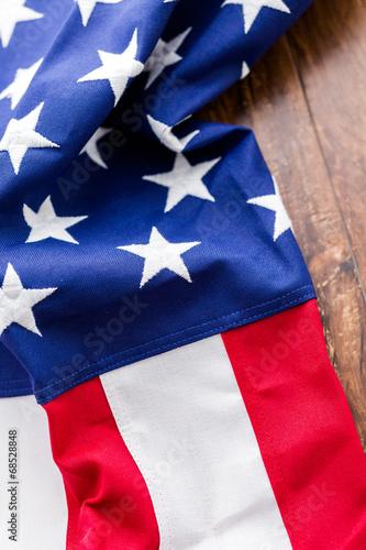 Foto op Plexiglas Texas American Flag